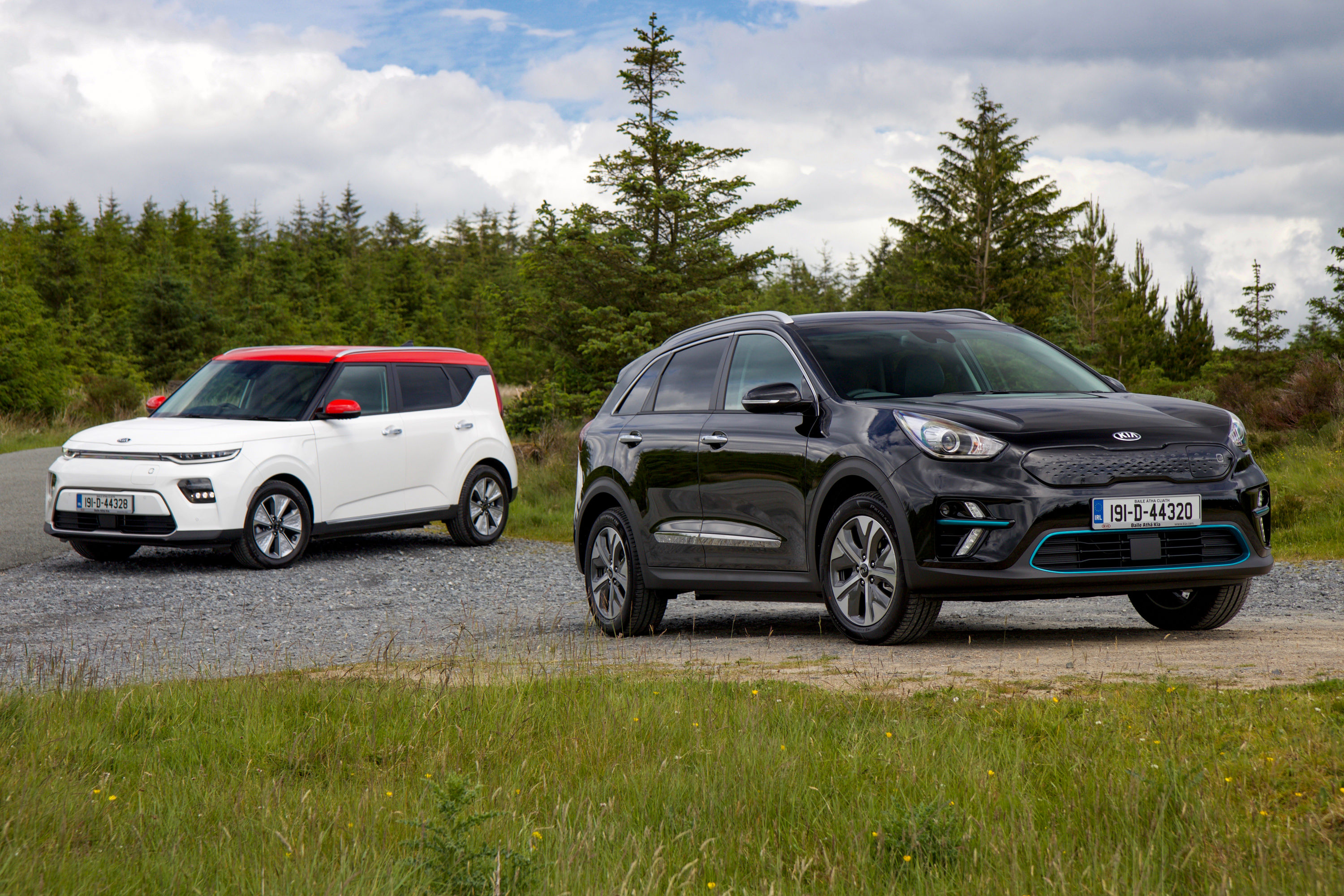 Kia ESoul Wins Irish Car of the Year 2020